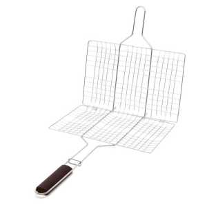BBQ SIATKA DO GRILLOWANIA 34X22X59CM 148012